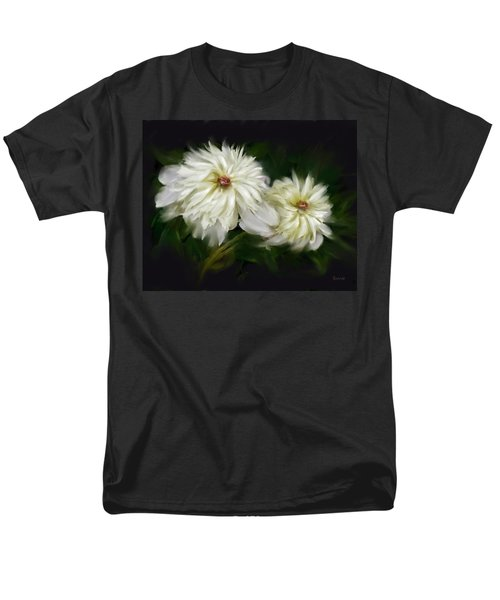 Withering Peony Men's T-Shirt  (Regular Fit) by Bonnie Willis