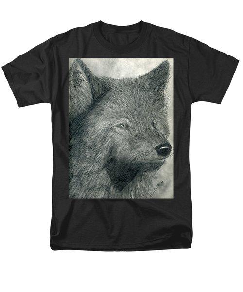 Wolf Men's T-Shirt  (Regular Fit)