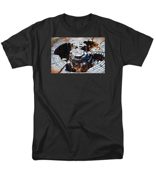 Wood World Men's T-Shirt  (Regular Fit) by Steed Edwards