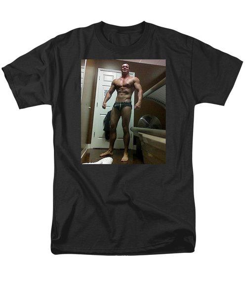 Work In Progress Men's T-Shirt  (Regular Fit) by Jake Hartz