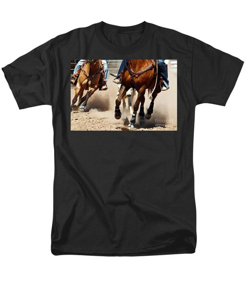 Working Men's T-Shirt  (Regular Fit) by Kathy McClure