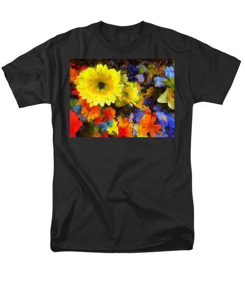 Xtreme Floral Seventeen Into The Depths Men's T-Shirt  (Regular Fit) by Spyder Webb