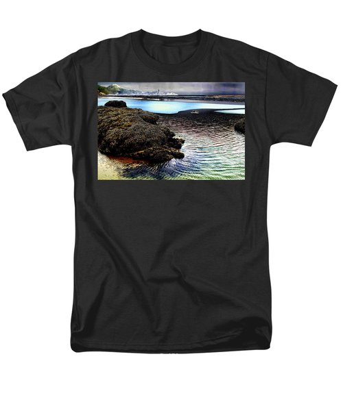 Yaquina Dream Men's T-Shirt  (Regular Fit) by Mick Anderson