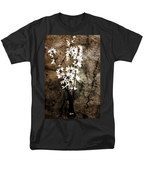 Men's T-Shirt  (Regular Fit) featuring the photograph Yellow Bells by Gray  Artus