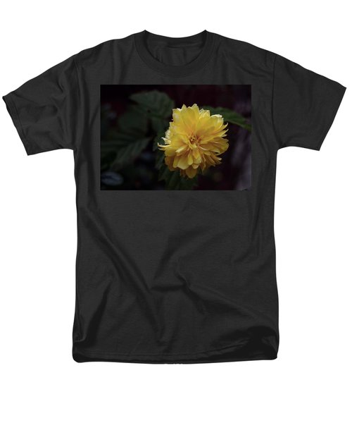 Men's T-Shirt  (Regular Fit) featuring the photograph Yellow by Keith Elliott