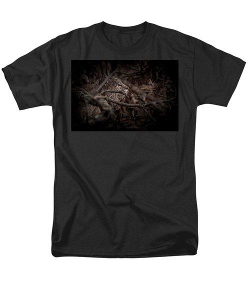 Yosemite Bobcat  Men's T-Shirt  (Regular Fit)