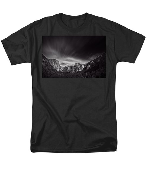 Yosemite Valley Men's T-Shirt  (Regular Fit) by Ian Good