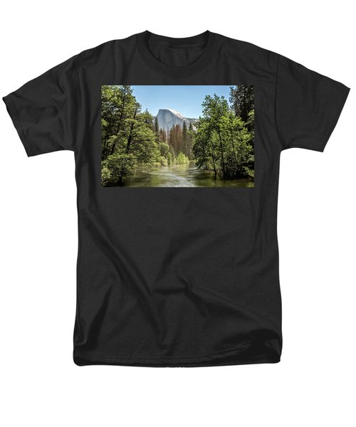 One Valley View Men's T-Shirt  (Regular Fit) by Ryan Weddle