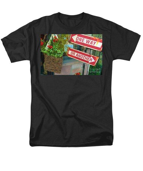 Your Choice Men's T-Shirt  (Regular Fit) by Beth Saffer