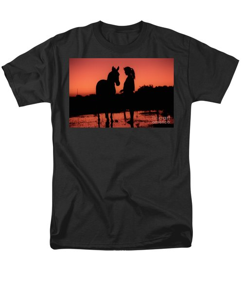 Men's T-Shirt  (Regular Fit) featuring the photograph Youth by Jim and Emily Bush