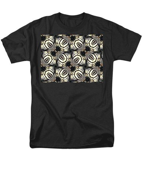 Zebra IIi Men's T-Shirt  (Regular Fit) by Maria Watt