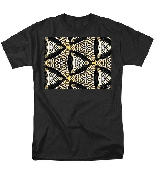 Zebra Iv Men's T-Shirt  (Regular Fit) by Maria Watt