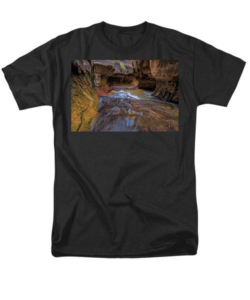 Zion Subway Men's T-Shirt  (Regular Fit) by Jonathan Davison