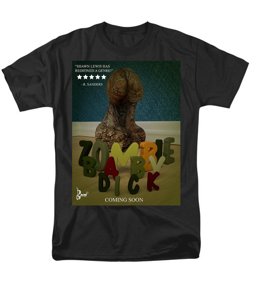 Zombie Baby Dick Men's T-Shirt  (Regular Fit) by Robert Sanders