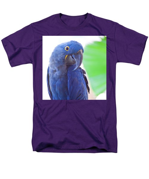 Men's T-Shirt  (Regular Fit) featuring the photograph Posie by Roselynne Broussard