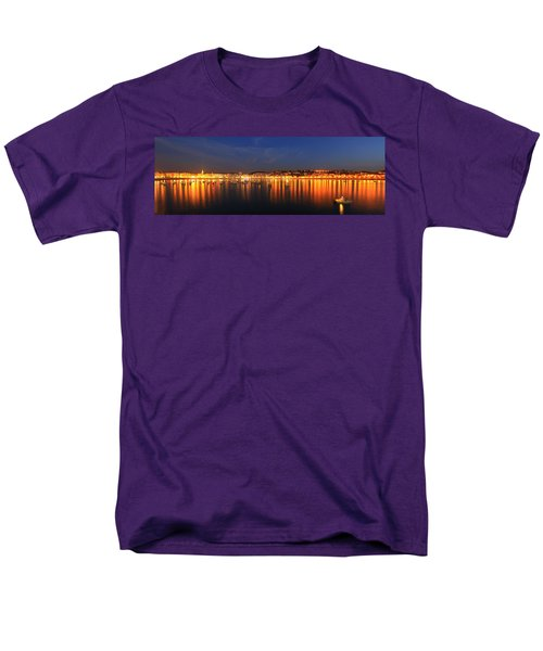 Men's T-Shirt  (Regular Fit) featuring the photograph San Sebastian 26 by Mariusz Czajkowski