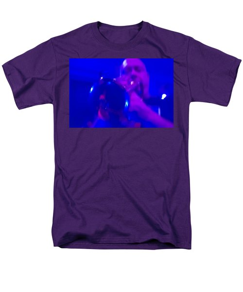Men's T-Shirt  (Regular Fit) featuring the photograph Blue Mood by Alex Lapidus