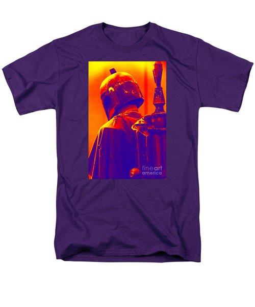Boba Fett Costume 2 Men's T-Shirt  (Regular Fit) by Micah May