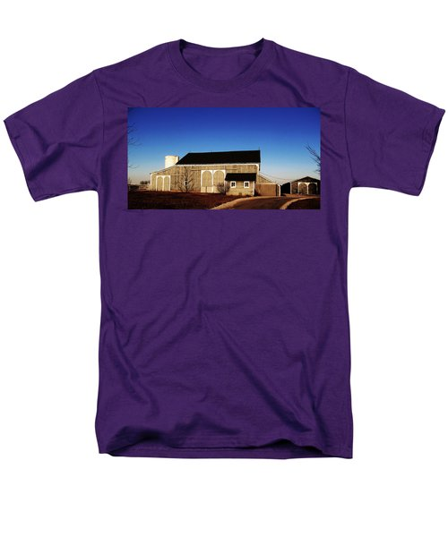 Men's T-Shirt  (Regular Fit) featuring the photograph Closed For The Day by Tina M Wenger