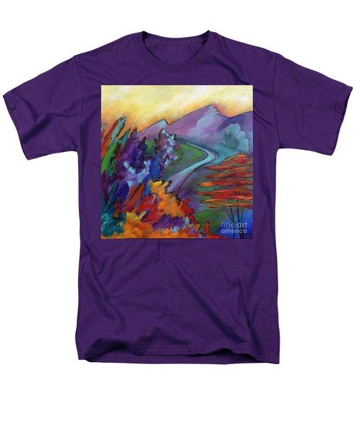 Colordance Men's T-Shirt  (Regular Fit) by Elizabeth Fontaine-Barr