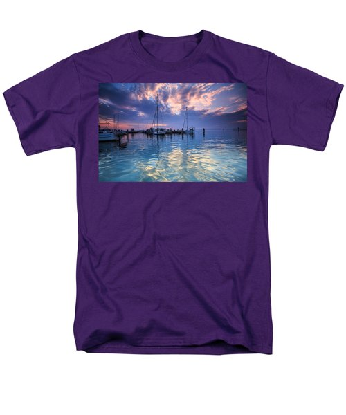 Eastport Sunrise Men's T-Shirt  (Regular Fit)