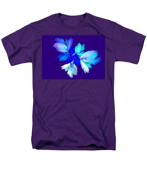 Floral Fantasy 012815 Men's T-Shirt  (Regular Fit) by David Lane