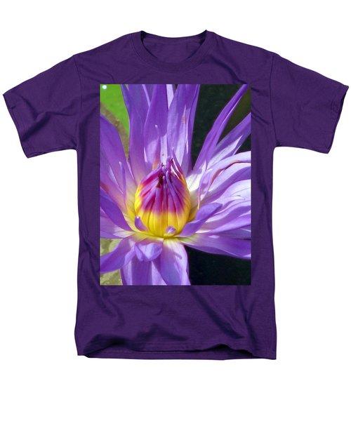 Flower Garden 70 Men's T-Shirt  (Regular Fit) by Pamela Critchlow