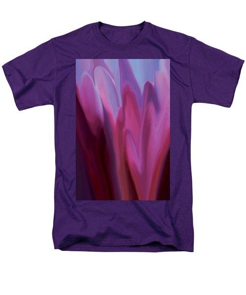Flowery 1 Men's T-Shirt  (Regular Fit) by Rabi Khan