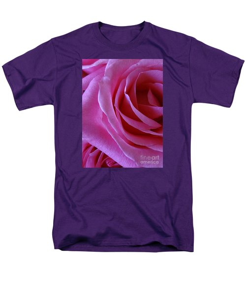 Face Of Roses 2 Men's T-Shirt  (Regular Fit) by Gem S Visionary