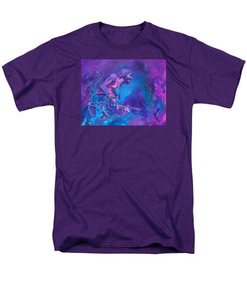 Gary Clark Jr. Men's T-Shirt  (Regular Fit)