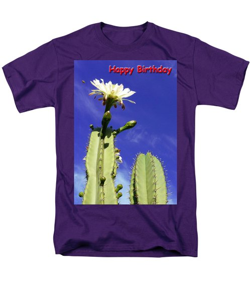 Men's T-Shirt  (Regular Fit) featuring the photograph Happy Birthday Card And Print 18 by Mariusz Kula