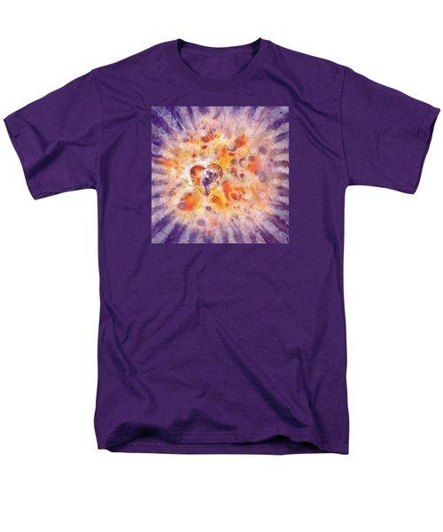Illumination Men's T-Shirt  (Regular Fit) by Lynda Hoffman-Snodgrass