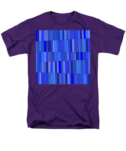 In Blue Please Men's T-Shirt  (Regular Fit) by Jeff Gater