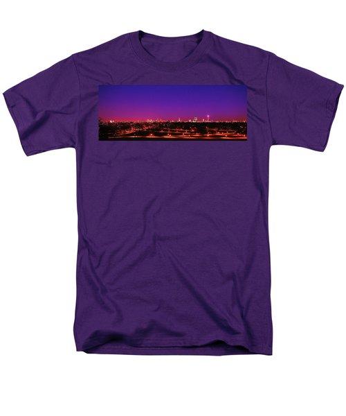 Men's T-Shirt  (Regular Fit) featuring the photograph London View 1 by Mariusz Czajkowski