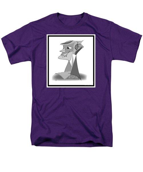 My Picasso Men's T-Shirt  (Regular Fit) by Iris Gelbart