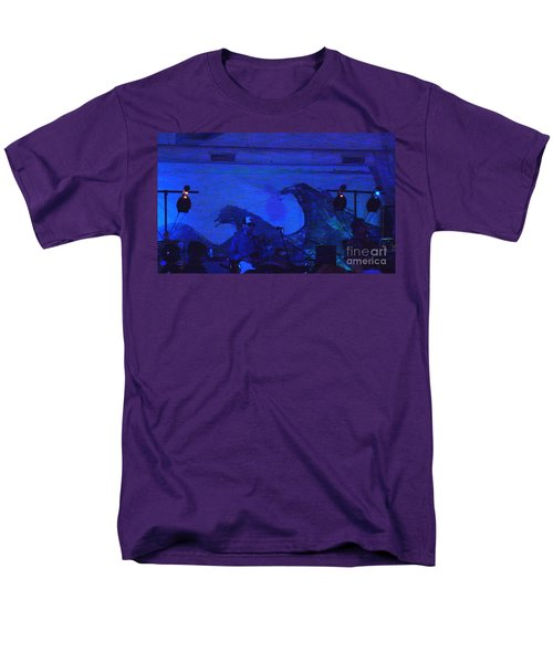New Riders Of The Purple Sage 5 Men's T-Shirt  (Regular Fit) by Kelly Awad