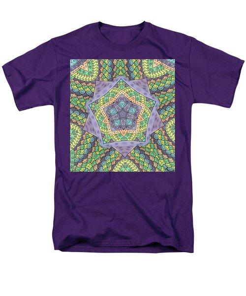 Purple Passion Men's T-Shirt  (Regular Fit) by Susie WEBER