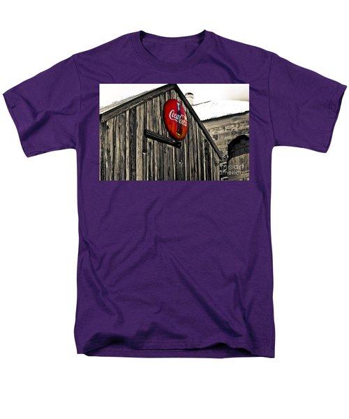 Rustic Men's T-Shirt  (Regular Fit) by Scott Pellegrin