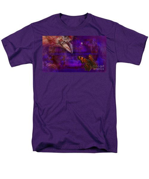Samsara Men's T-Shirt  (Regular Fit) by Joseph Mosley