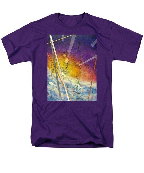 Spring Is Sprung Men's T-Shirt  (Regular Fit) by Jack Malloch