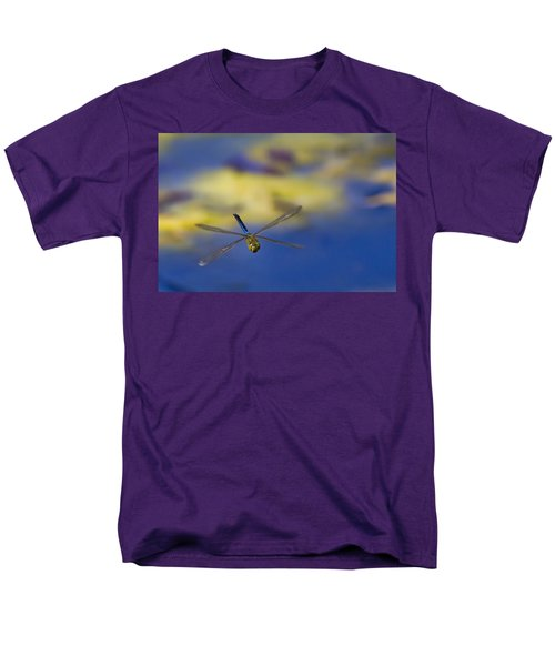 Men's T-Shirt  (Regular Fit) featuring the photograph Stealth Chopper by Gary Holmes