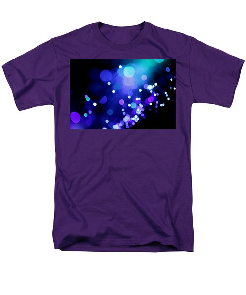 Tangled Up In Blue Men's T-Shirt  (Regular Fit) by Dazzle Zazz