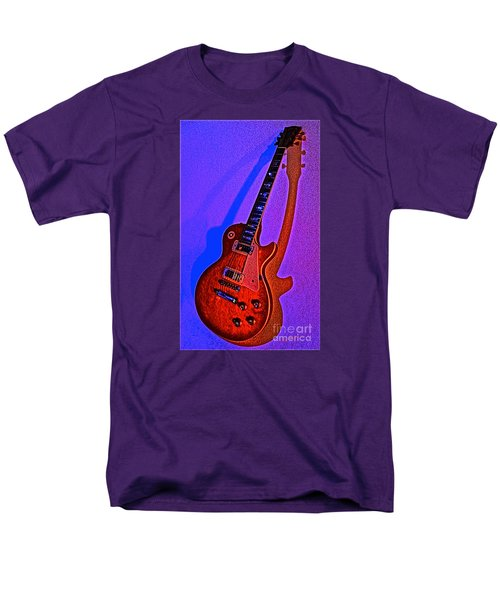 The Guitar After Party Men's T-Shirt  (Regular Fit) by Gem S Visionary
