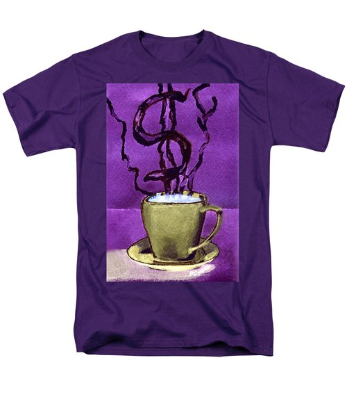 The Midas Cup Men's T-Shirt  (Regular Fit) by Paula Ayers