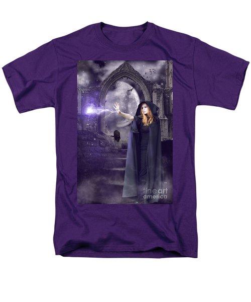 The Spell Is Cast Men's T-Shirt  (Regular Fit)