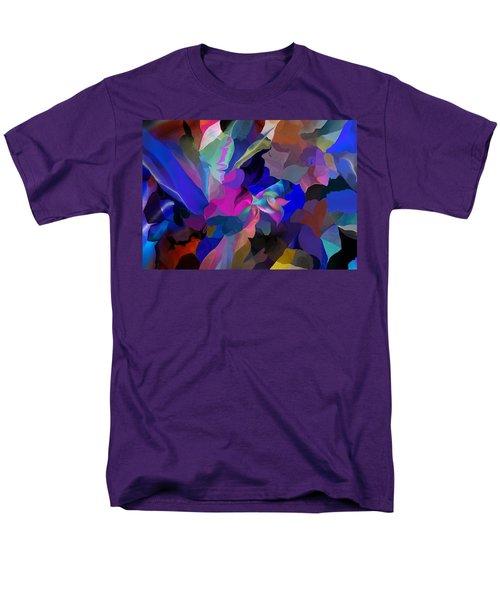 Transcendental Altered States Men's T-Shirt  (Regular Fit) by David Lane
