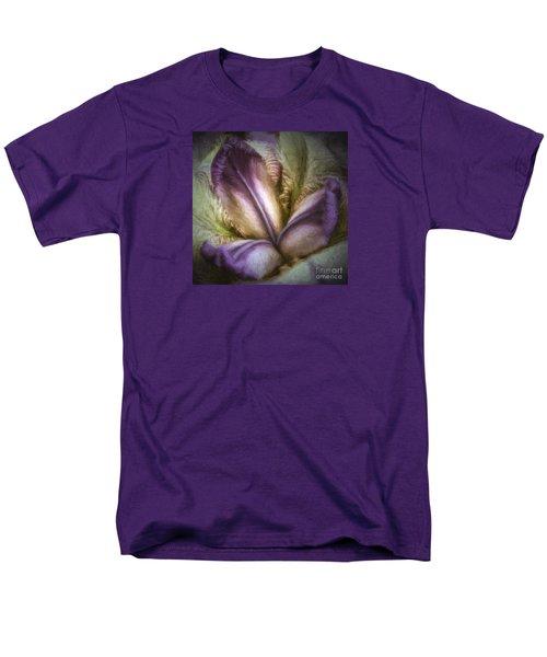 Men's T-Shirt  (Regular Fit) featuring the photograph Trinity by Jean OKeeffe Macro Abundance Art