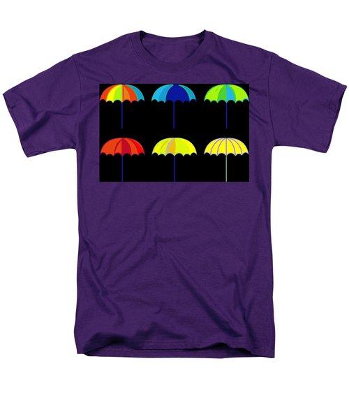 Umbrella Ella Ella Ella Men's T-Shirt  (Regular Fit)
