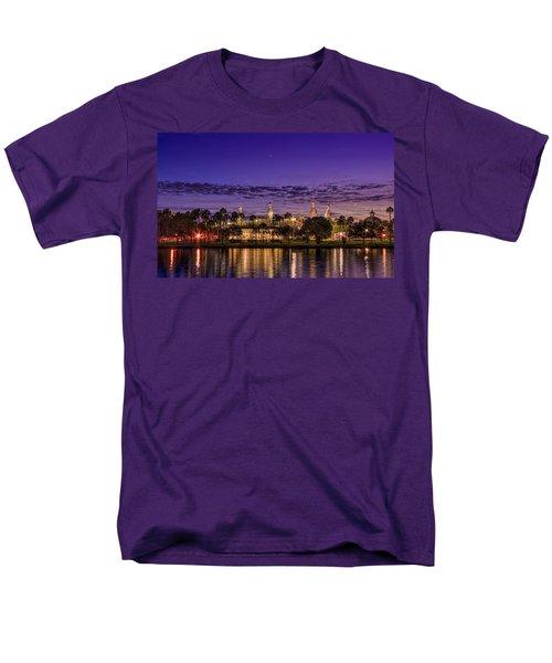 Venus Over The Minarets Men's T-Shirt  (Regular Fit) by Marvin Spates
