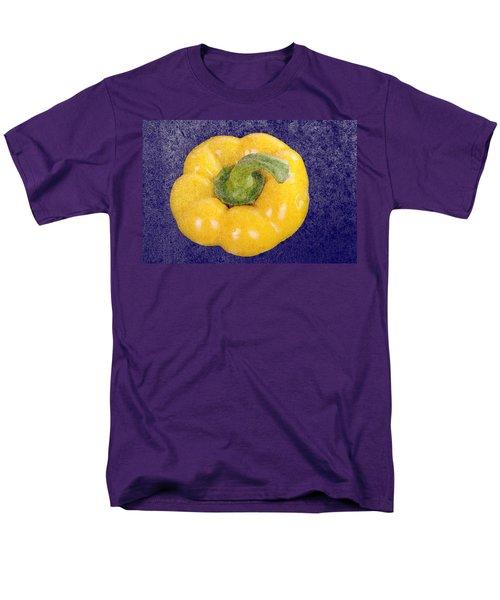 Men's T-Shirt  (Regular Fit) featuring the photograph Yellow Bell Pepper by Vizual Studio